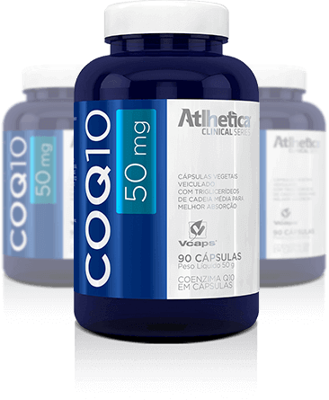 COQ10 (50mg) - Atlhetica Clinical Series
