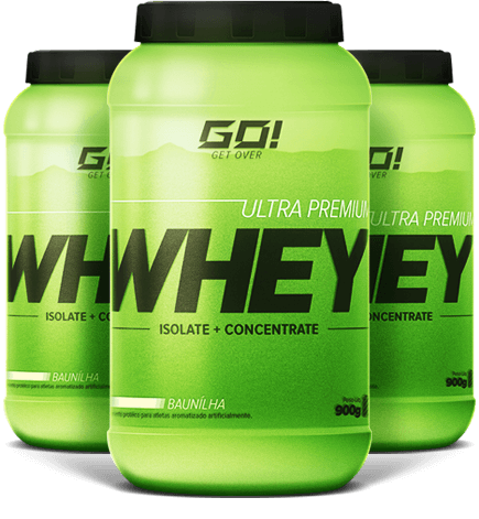 Whey Isolate + Concentrate Ultra Premium - GO Nutrition